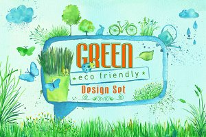 Green Design Set