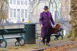 Street fashion, Bruges