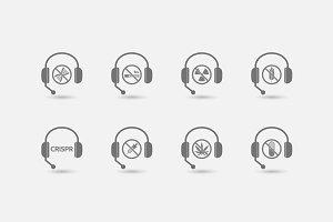 Headset Health Set 06
