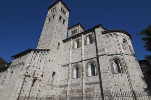 St Abbondio church in Como
