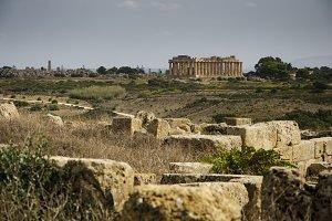 Acropolis of Selinunte, Sicily
