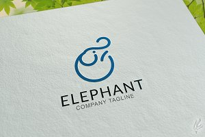 Elephant - Logo Template