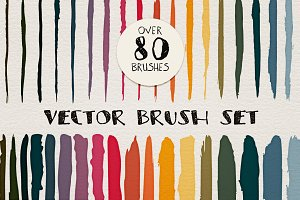 "Brushes Collection ""Creative Art"""