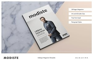 Modiste Magazine 40%OFF