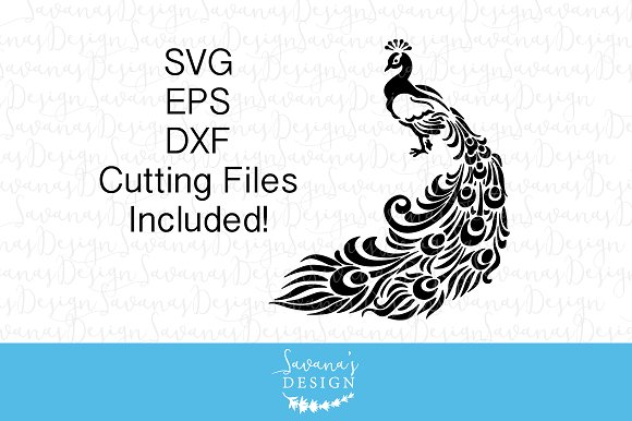 Download Peacock Svg / Dxf / Eps / Png Files Image