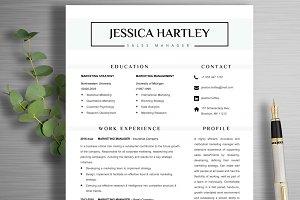 Resume Template | Jessica