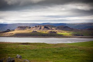 North Icelandic Landscape