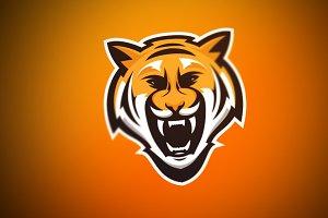 Tiger sport logo