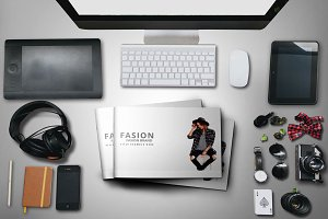 Fashion Minimal Keynote Template