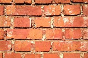 Regular Red Bricks - Texture