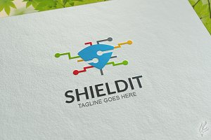 Shield - Logo Template