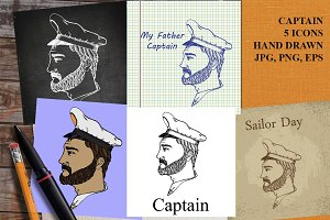 Ship captain profession