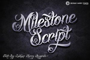 Milestone Script