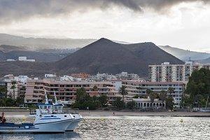 view of Tenerife