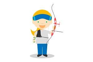 Archery F: Sports Series