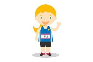 Athletics F: Sports Series