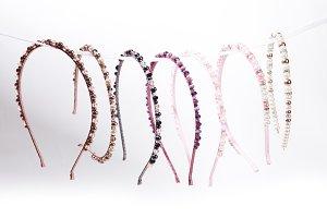 Variety of headbands