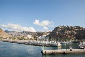port Gomera