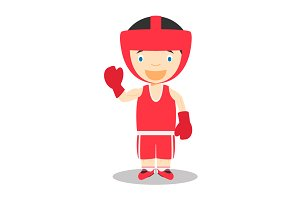 Boxing M: Sports Series