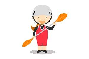 Canoe Slalom F: Sports Series