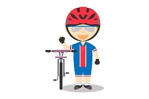 Cycling MTB M: Sports Series