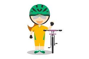 Cycling MTB F: Sports Series