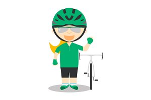 Cycling Road F: Sports Series