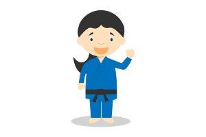 Judo F: Sports Series