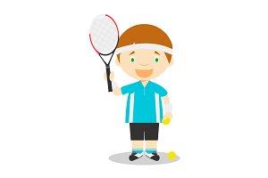 Tennis M: Sports Series
