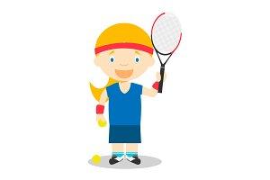 Tennis F: Sports Series