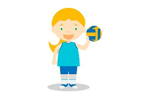 Volleyball F: Sports Series