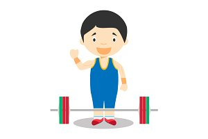 Weightlifting M: Sports Series