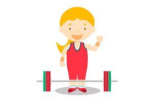 Weightlifting F: Sports Series