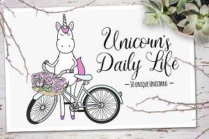 Unicorn's Daily Life