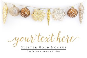 Mockup - holiday theme (39)