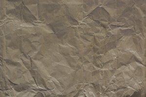 Paper Bag Texture I