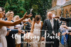 Wedding Pack Lightroom Presets