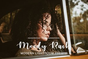 Moody Pack Lightroom Presets
