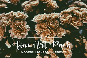 Fine Art Pack Lightroom Presets