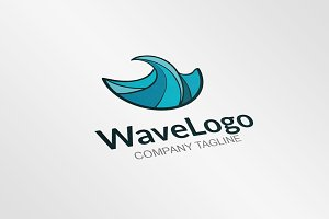 Wave - Logo Template