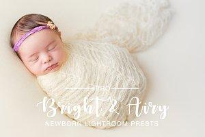 Bright & Airy Newborn LR PS