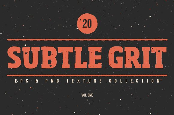 Subtle Grit Volume 01