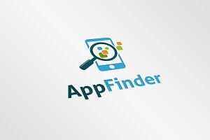 App Finder - Logo Template