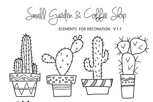 Small Garden & Coffee Shop