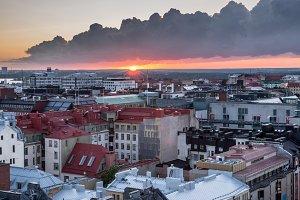 Helsinki Rooftops