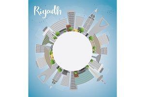 Riyadh skyline