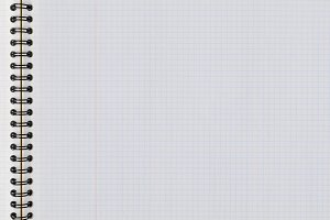 graph paper horizontal sheet