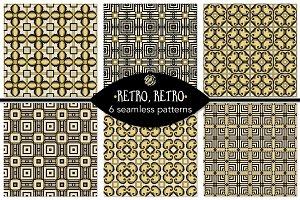 Set 53 - 6 Seamless Patterns