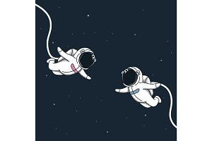 Space love story
