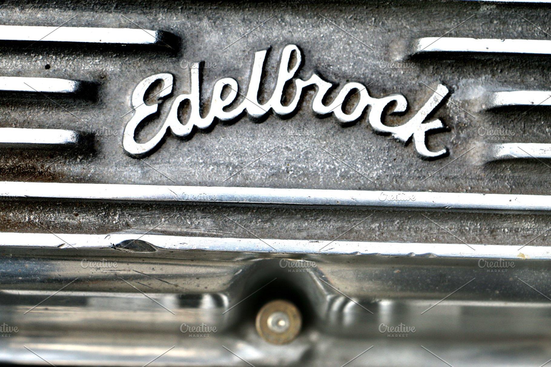 Edelbrock auto parts